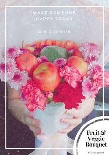 Fruit & Veggie bouquet
