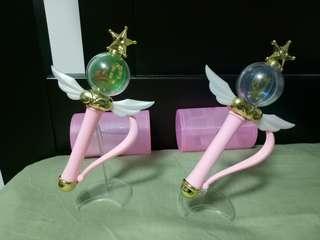 Sailor Moon transformation rod gashapon