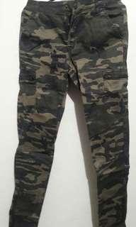 Camouflage Pants - Free Shipping!