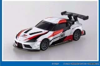 日版限定 TOMICA Toyota Gazoo Racing Supra FT-1