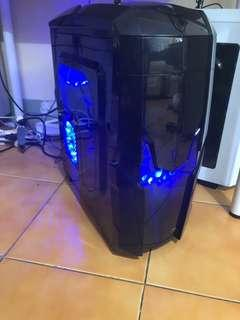 🚚  rx 560 gaming pc+pubg caaount