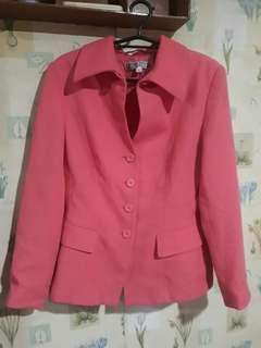 Pink Blazer - Free Shipping!