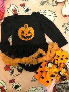 Halloween 夾衣 包郵