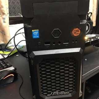 🚚 intel 4cores 2.7GHz gaming pc