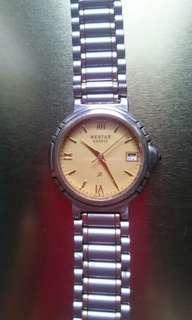 Westar Quartz Original 18 K. Gold