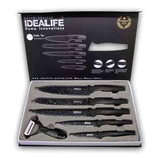 Pisau Keramik Dapur set / idealife il 160 / knife / premium quality Harga Murah