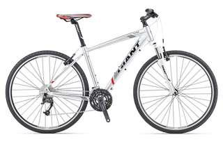 Giant Xroad bicycle