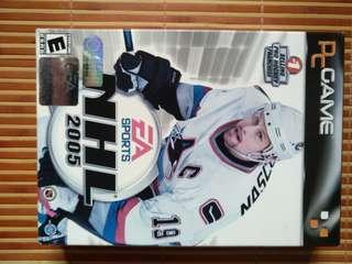 PC Game EA SPORT NHL 2005