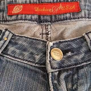 Dickies Girl USA Jeans