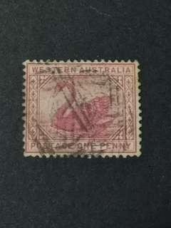 A186 Stamps