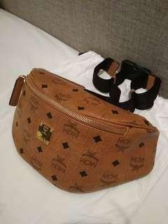 Authentic Mcm Bumbag