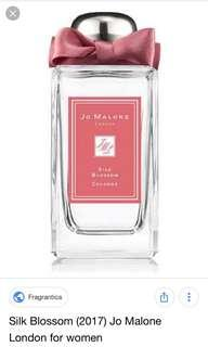Jo Malone London Silk Blossom