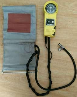 Preloved Vintage Sphygmomanometer (Measuring Blood Pressure)