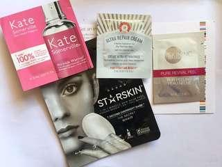 Skincare Samples A