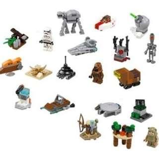 Lego 迷你 Starwars