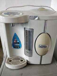 HOT & WARM WATER DESPENSER