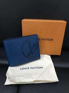 Authentic LV Multiple Wallet
