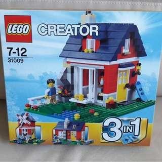 Lego 31009 小屋