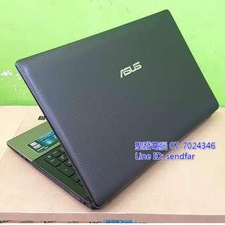 🚚 ASUS A55V i5-3210M 4G 500G Independent Video Card 15inch laptop ''sendfar second hand'' 聖發二手筆電