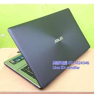 🚚 New battery ASUS X550V i5-3230M 4G 500G Independent Video Card 15inch laptop ''sendfar second hand'' 聖發二手筆電