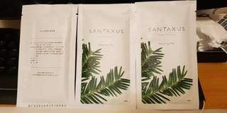 🚚 SANTAXU Repairing mask 杉之淬活煥水嫩面膜