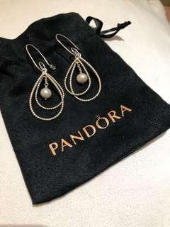 Pandora earrings DISCONTINUED