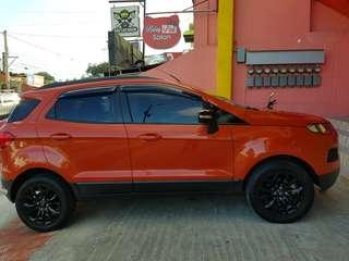 Ford ecosport titanuim black edition 2016