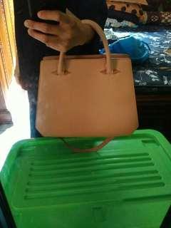 hand bag charles keith ori belinya 1,9 jual 500 rb aj net