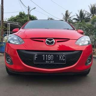 MAZDA 2 SPORT HATCH BACK 2012