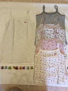 🚚 110~120cm 女童內衣