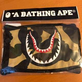 Authentic A Bathing Ape BAPE Camo Mask