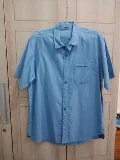 Brand new mercedes benz shirt size XL