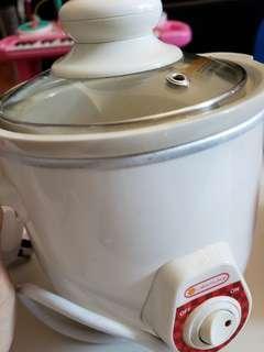 cooker  California bear 煲粥煲飯煲湯