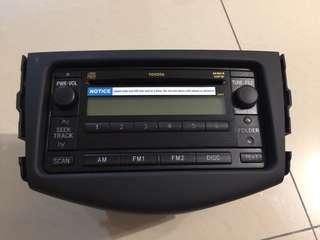 🚚 RAV4原廠原車音響