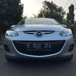 MAZDA 2 HATCH BACK 2011