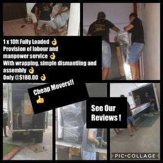 Cheapest Movers Delivery And Disposal
