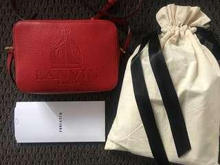 Authentic So Lanvin crossbody bag
