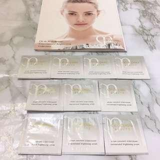 10x CDP 高效亮膚精華 Cle de Peau Concentrated Brightening Serum Sample