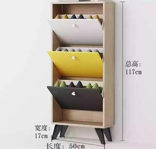 Home81 慳位高身收納鞋櫃 shoes cabinet