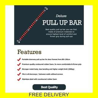 pull up bar mountable