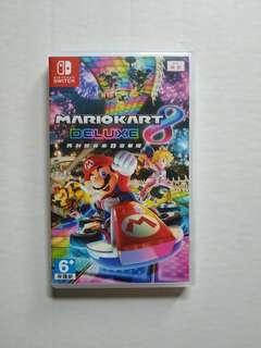 Mario Kart Deluxe 8 Nintendo Switch 瑪利歐賽車8 瑪利奥