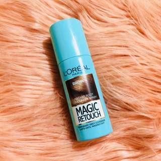 Loreal Magic Retouch Spray (Brown)