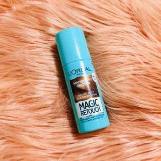 Loreal Magic Retouch Spray (Mahogany Brown)