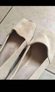 Authentic Aerosoles Open Toe Sandals 5.5
