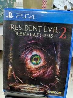 Ps4 Resident Evil Revelation 2