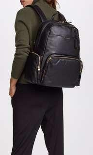 100% Authentic Tumi Calais Bagpack Leather