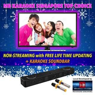 🚚 🎄JY Home karaoke HIGH-END soundbar(300W)