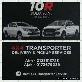 Transportation Pick-up Service