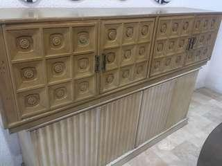 Vintage Kitchen Caninet / Buffet table