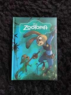Zootopia storybook